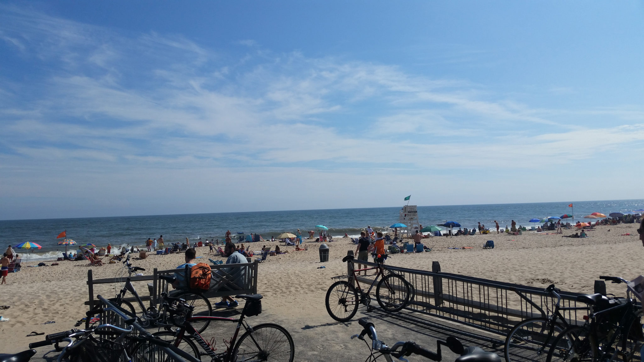summer in long island- beach1