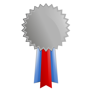 Silver_Medal_2_Vector_Clipart